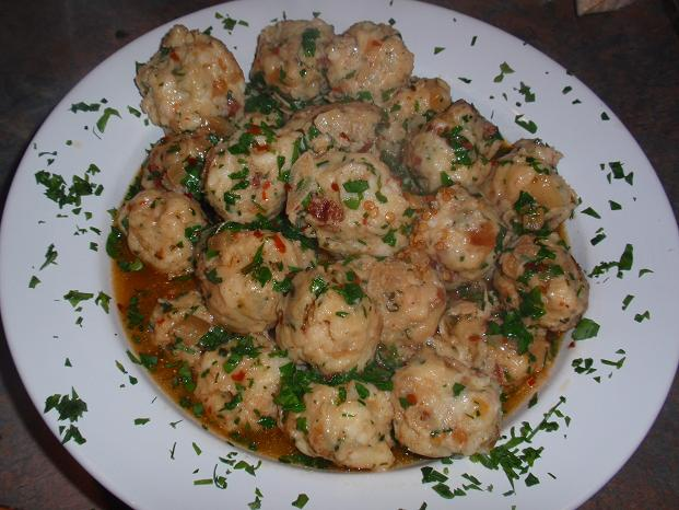 Shrimp Meatballs