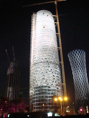 Amazing Structure ! (Lubaib) Tags: west bay towers