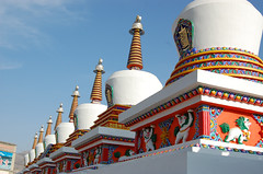 モーリー・ロバートソンの『チベット・リアルタイム』