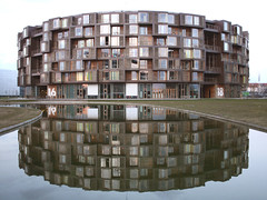 Tietgen Kollegiet I (hansn) Tags: city urban house reflection building architecture modern copenhagen denmark europa europe contemporary explore architect danmark hus stad kbenhavn reflektion arkitektur restad restad kpenhamn tietgen byggnad arkitekt lundgaardtranberg kollegiet
