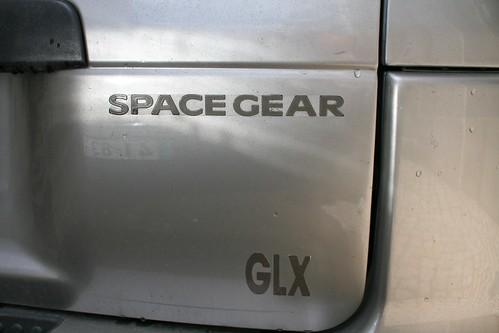 Spacegear GLX