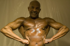 Kareem, 80 Year Old Bodybuilder