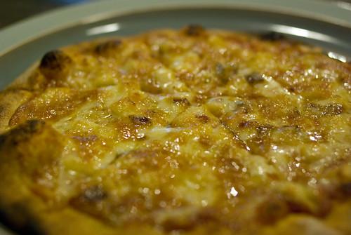 So Free Pizza 柴燒窯烤比薩&起士