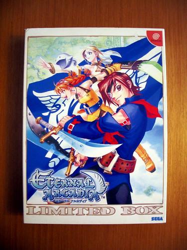 Eternal Arcadia Limited Box