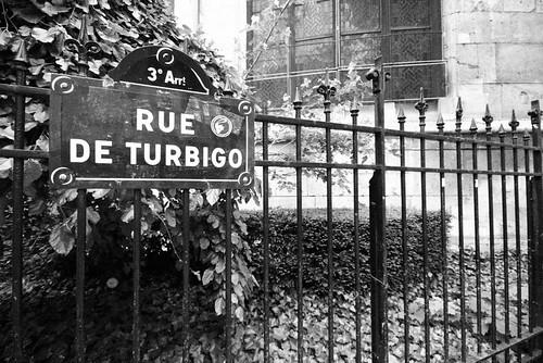 Rue de Turbigo