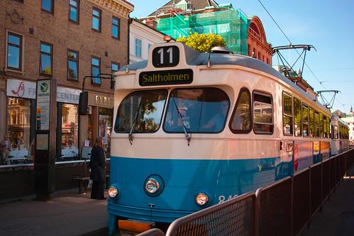 DP2 | Tram gothenburg