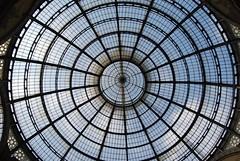 galleria (edoardo maturo) Tags: italy milan italia gallery milano cupola galleria