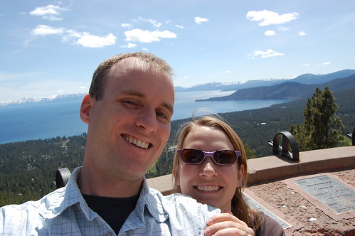 birthday at Tahoe