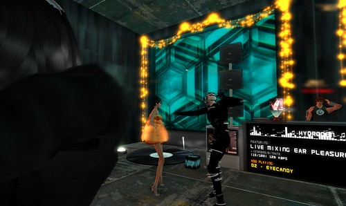 hydrogen club in second life