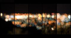 nea makri, greece:  137/365 (helen sotiriadis) Tags: light night canon published bokeh athens greece 365 canonef50mmf14usm penteli pendeli neamakri canoneos40d shapedbokeh  toomanytribbles dslrmag  custombokehshapes