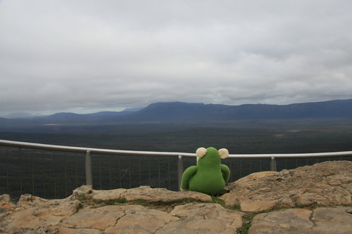 Mel in the Grampians May 2009