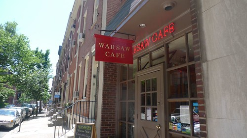 Philadelphia - Warsaw Cafe in Center City