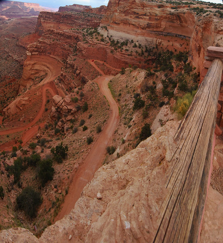 Canyonlands National Park, Island In the Sky District.