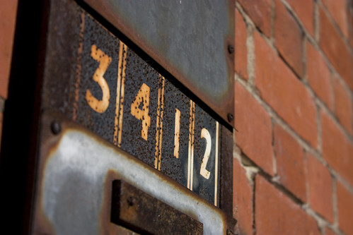 Number 3412