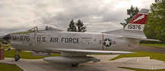 North American F-86D Sabre (hpebley3) Tags: vacation sabre northamerican f86d harleypebley vacationmemorialday2009