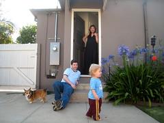 Erik, Adele and Milo