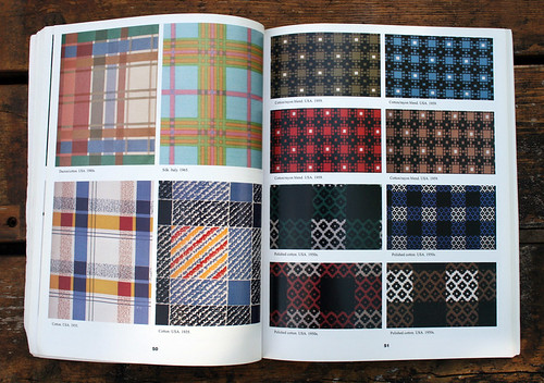 Plaids: A Visual Survey of Pattern Variations