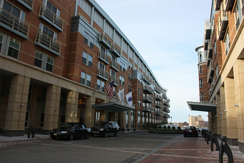 The Fairmont Battery Wharf