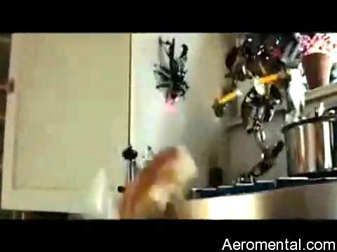 Transformers 2 insecticon Kickback