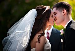 Anticipation (disneymike) Tags: california wedding groom bride nikon kiss veil dress katie ceremony husband courtyard andrew casino resort wife weddingdress nikkor temecula d3 firstkiss pechanga 70200mmf28gvr pechangaresortandcasino