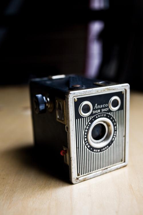 Weekly Nostalgia - Box Camera
