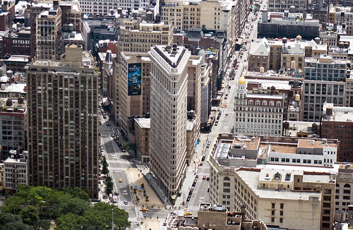 Flatiron Building, Manhattan, New York, USA, by jmhdezhdez