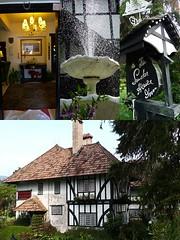 Collage (J2Kfm) Tags: ye olde smokehouse