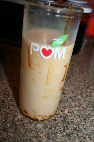 Carob Milk