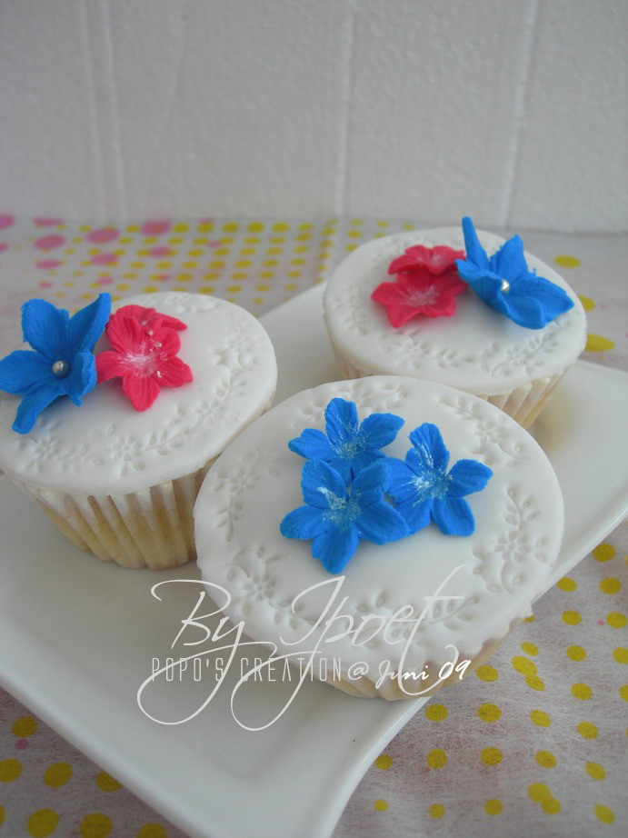 Cupcake for JTV