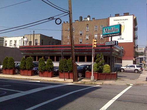 Image result for malibu diner hoboken