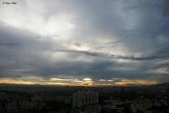 Today morning at Jain mandir Hill , Katraj Pune !! (Kiran Patil - www.facebook.com/KPaxPhotography) Tags: morning sky colours goodmorning today hue pune aplusphoto