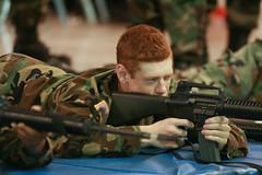 Aiming (pawg) Tags: civilairpatrol encampment fortindiantowngap pawg pennsylvaniawing cadetleadershipschool