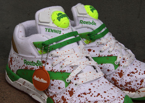 Reebok Court Pump Victory - French Open