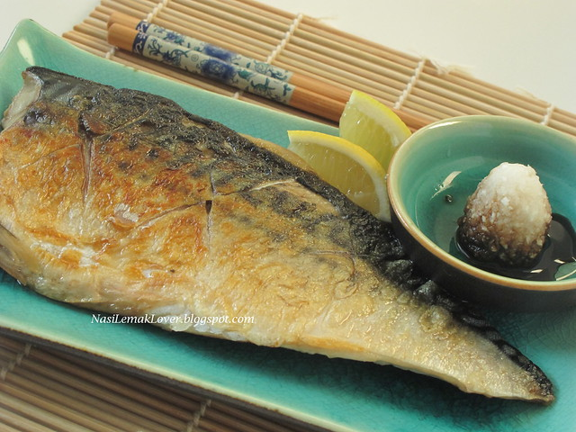 Japanese Grilled Saba/Mackerel
