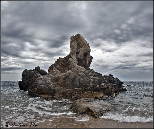 roca del Paller by Antoni illa