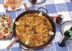 valencia -GASTRONOMÍA-paella (MakeMyTrip.com) Tags: valencia playa malvarrosa valència cometas playadelamalvarrosa valncia festivaldecometas catxirulos