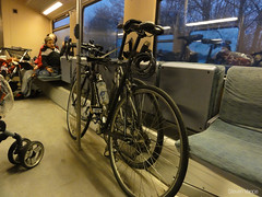 Bikes on DB to Bremen