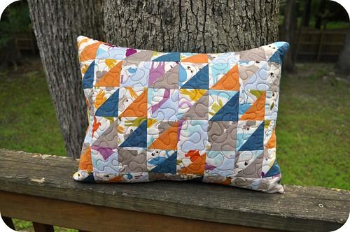 Central Park Pillow