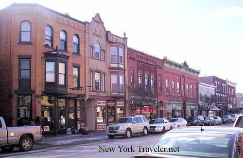 Street in Hamilton