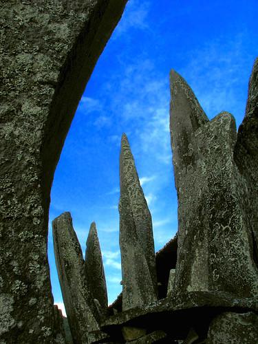 Batu Megalit Kampung Bena