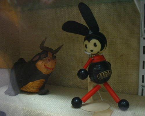 Oswald the Lucky Rabbit