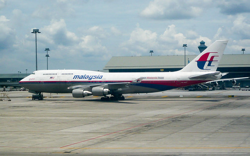 Malaysia Airlines B747-400 9M-MPH by Andy_Mitchell_UK, on Flickr