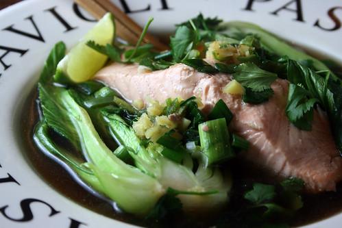 Salmon Ramen 2