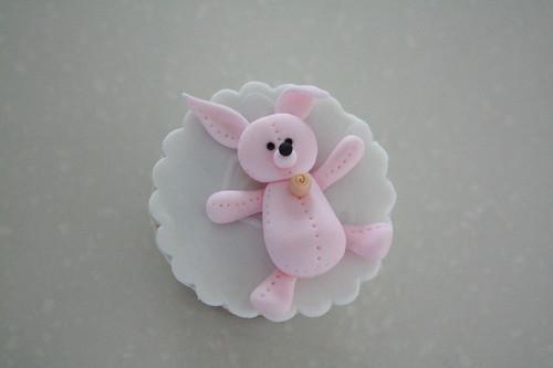 2. Pink bunny!