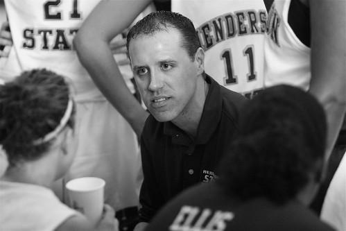 Coach Josh Matthews