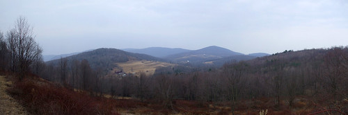 Dietz Mountain Road Panorama1