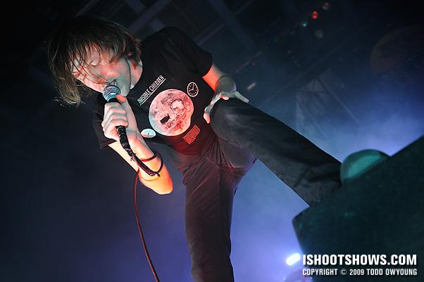 Thursday @ Taste of Chaos -- 2009.03.11