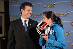 Attorney General Patrick Lynch and Misty May Treanor (century council) Tags: usa dc washington general may patrick listen beach patrick scenes council professional century general behind misty may lynch athlete volleyball attorney ask learn treanor volleyball attorneys