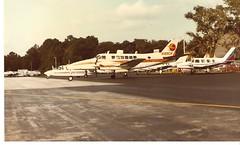 Sunbird C-99 (n303wr) Tags: beechcraft hiltonhead sunbird n303wr