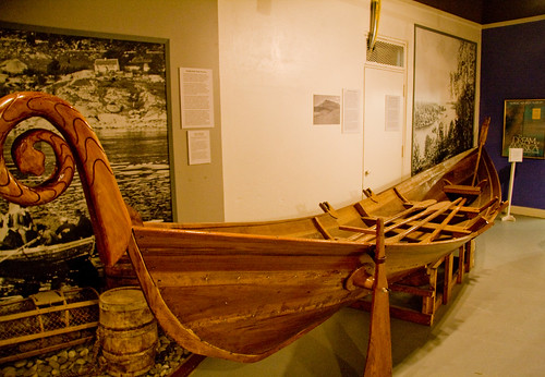 Viking Boat Reproduction